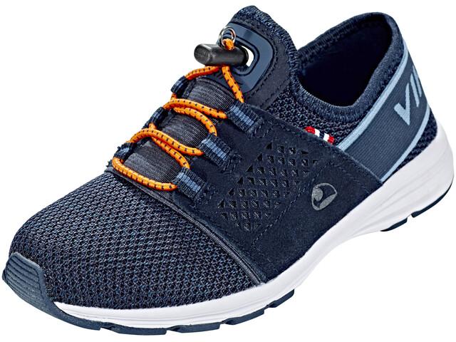 Viking Footwear Drag Shoes Junior navy/orange